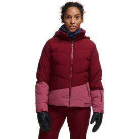 【クーポンで最大2000円OFF】(取寄)マーモット レディース スリングショット ダウン ジャケット Marmot Women Slingshot Down Jacket Claret/Dry Rose