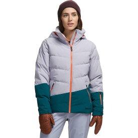 【クーポンで最大2000円OFF】(取寄)マーモット レディース スリングショット ダウン ジャケット Marmot Women Slingshot Down Jacket Lavender Aura/Deep Teal