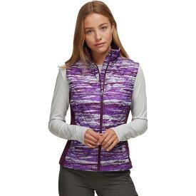 (取寄)マーモット レディース キッツビュール インサレーテッド ベスト Marmot Women Kitzbuhel Insulated Vest Grape Brush