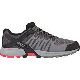 (取寄)イノヴェイト レディース ロックライト 305トレイル ランニングシューズ Inov 8 Women Roclite 305 Trail Running Shoe Grey/Black/Coral