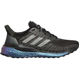 (取寄)アディダス メンズ ソーラー ブースト ランニングシューズ Adidas Men's Solar Boost Running Shoe Core Black/Core Black/Solar Red