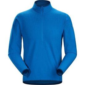 (取寄)アークテリクス メンズ デルタ LT Zip-Neck フリース プルオーバー Arc'teryx Men's Delta LT Zip-Neck Fleece Pullover Shimizu