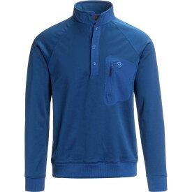 (取寄)マウンテンハードウェア メンズ ノース ピーク 1/2-Zip フリース プルオーバー Mountain Hardwear Men's Norse Peak 1/2-Zip Fleece Pullover Nightfall Blue
