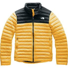 【エントリーでポイント5倍】(取寄)ノースフェイス メンズ ストレッチ ダウン ジャケット The North Face Men's Stretch Down Jacket Tnf Yellow/Tnf Black