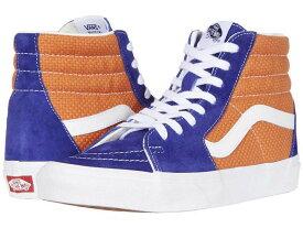 (取寄)Vans(バンズ) スニーカー スケート ハイ ユニセックス メンズ レディース Vans Unisex SK8 Hi (P&C) Royal Blue/Apricot Buff