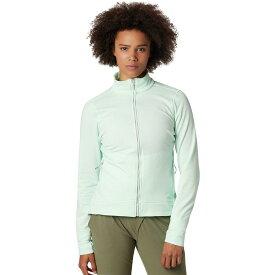 (取寄)マウンテンハードウェア レディース ノース ピーク フルジップ ジャケット Mountain Hardwear Women Norse Peak Full-Zip Jacket Pristine