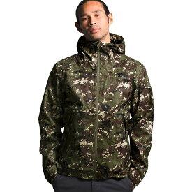 【クーポンで最大2000円OFF】(取寄)ノースフェイス メンズ ミラートン ジャケット The North Face Men's Millerton Jacket Burnt Olive Green UX Digi Camo Print