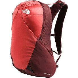 (取寄)ノースフェイス レディース キメラ 24L バックパック The North Face Women Chimera 24L Backpack Barolo Red/Sunbaked Red