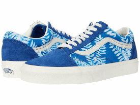 (取寄)Vans(バンズ) スニーカー オールド スクール ユニセックス メンズ レディース Vans Unisex Old Skool (Solar Floral) True Blue/Marshmallow