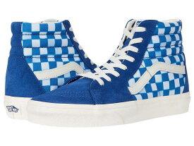 (取寄)Vans(バンズ) スニーカー スケート ハイ ユニセックス メンズ レディース Vans Unisex SK8 Hi (Solar Floral) True Blue/Marshmallow
