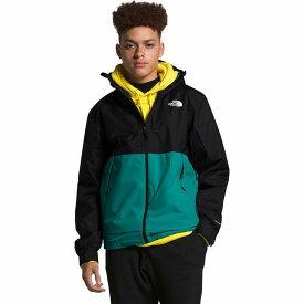(取寄)ノースフェイス メンズ ミラートン ジャケット The North Face Men's Millerton Jacket Tnf Black/Jaiden Green