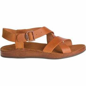 (取寄)チャコ レディース ウェイフェラー サンダル Chaco Women Wayfarer Sandal Rust