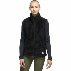 (取寄)ノースフェイス レディース Campshire 2.0フリース ベスト The North Face Women Campshire 2.0 Fleece Vest Tnf Black