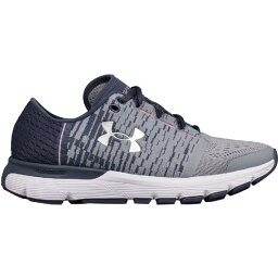 (索取)andaamaredisusupidofomujiemini 3GR跑步鞋Under Armour Women Speedform Gemini 3 GR Running Shoe Steel..