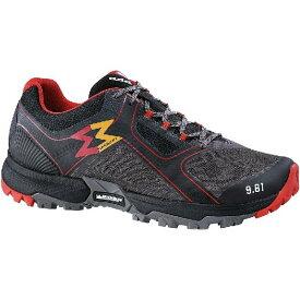 (取寄)ガルモント メンズ 9.81ファスト ハイキングシューズ Garmont Men's 9.81 Fast Hiking Shoe Dark Grey/Red