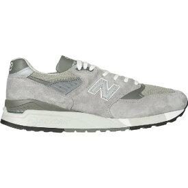 (取寄)ニューバランス メンズ 998 シューズ New Balance Men's 998 Shoe Grey
