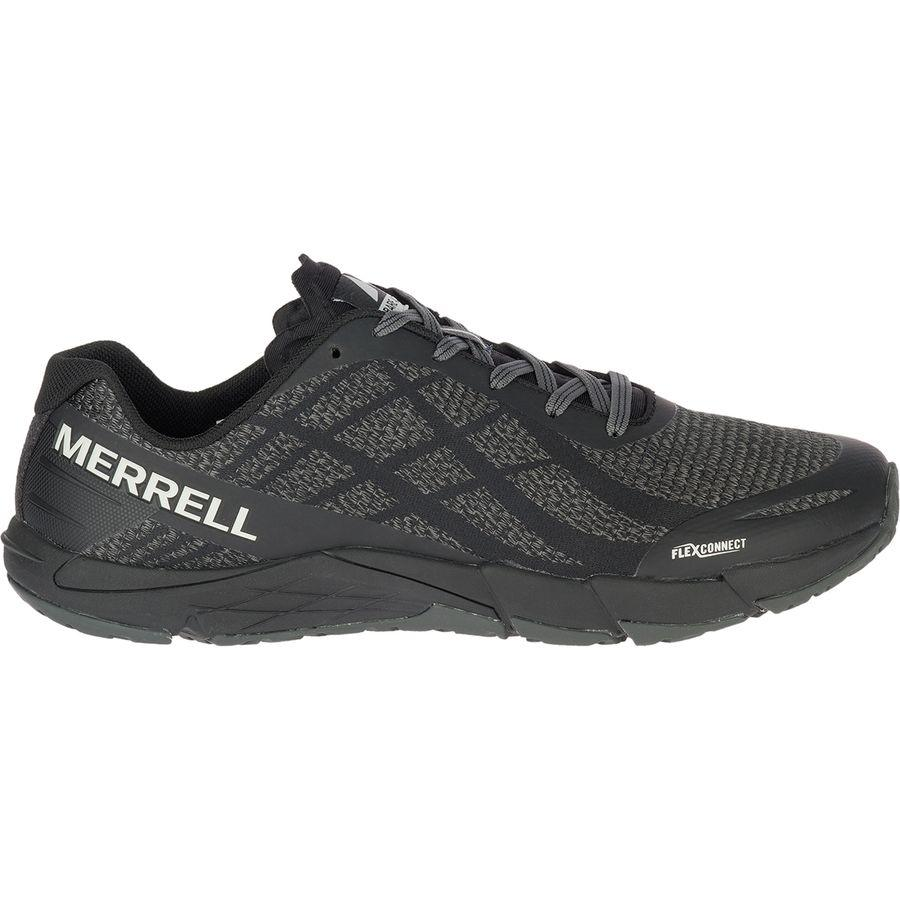 (取寄)メレル メンズ ベア アクセス フレックス シールド シューズ Merrell Men's Bare Access Flex Shield Shoe Black/White