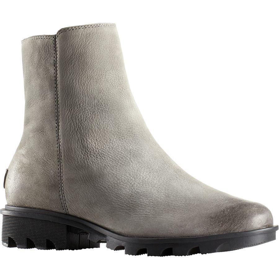 【クーポンで最大2000円OFF】(取寄)ソレル レディース フェニックス ジップ ブーツ Sorel Women Phoenix Zip Boot Quarry