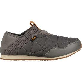 (取寄)テバ メンズ エンバー モック シューズ Teva Men's Ember Moc Shoe Charcoal Grey