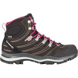 (索取)AKU女士Altera GTX長筒靴AKU Women Alterra GTX Boot Anthracite/Magenta