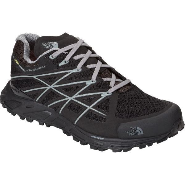 (取寄)ノースフェイス メンズ ウルトラ エンデュランス GTX トレイル ランニングシューズ The North Face Men's Ultra Endurance GTX Trail Running Shoe Tnf Black/Monument Grey