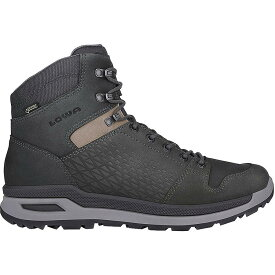 (取寄)ローバー メンズ ロカルノ Gtx ミッド ハイキング ブーツ Lowa Men's Locarno GTX Mid Hiking Boot Anthracite