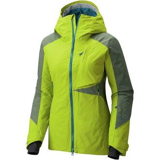 (취기) 마운텐하드웨아레디스포라라인사레이텟드쟈켓트 Mountain Hardwear Women Polara Insulated Jacket Fresh Bud/Gree