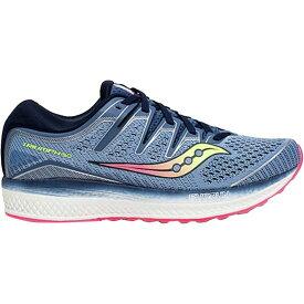 (取寄)サッカニー レディース トライアンフ Iso 5 ランニングシューズ Saucony Women Triumph Iso 5 Running Shoe Blue/Navy