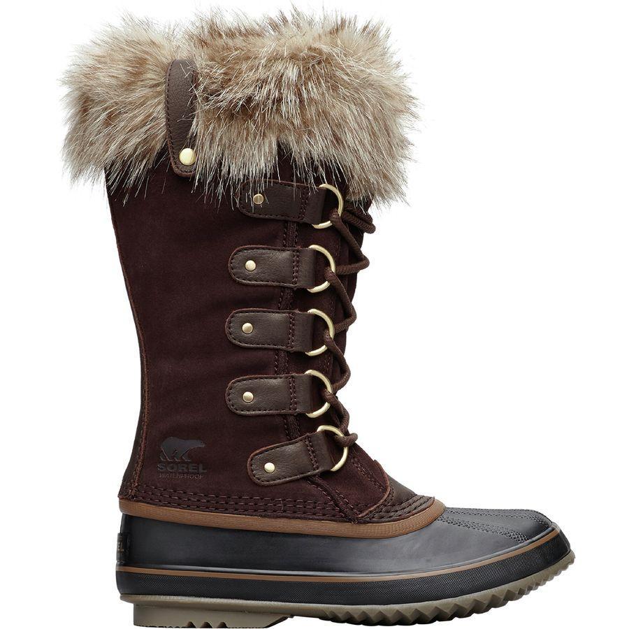 【クーポンで最大2000円OFF】(取寄)ソレル レディース ジョアン オブ アークティック ブーツ Sorel Women Joan of Arctic Boot Cattail