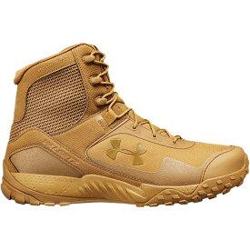(取寄)アンダーアーマー メンズ バルセッツ RTS 1.5 ハイキング ブーツ Under Armour Men's Valsetz RTS 1.5 Hiking Boot Coyote Brown/Coyote Brown/Coyote Brown
