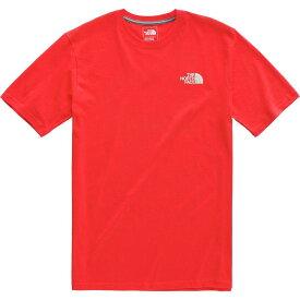 【クーポンで最大2000円OFF】(取寄)ノースフェイス メンズ レトロ サンセット Tシャツ The North Face Men's Retro Sunsets T-Shirt Fiery Red