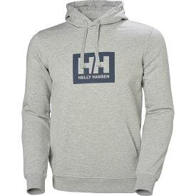(取寄)ヘリーハンセン メンズ トーキョー パーカー Helly Hansen Men's Tokyo Hoodie Grey Melange