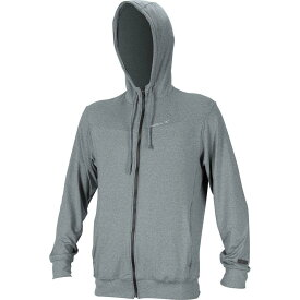 (取寄)オニール メンズ ハイブリッド フルジップ パーカー O'Neill Men's Hybrid Full-Zip Hoodie Cool Grey/Cool Grey