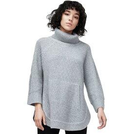 (取寄)アグ レディース ラエリン セーター UGG Women Raelynn Sweater Seal Heather