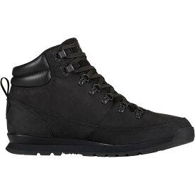 (取寄)ノースフェイス メンズ Back-To-Berkeleyレダックス ブーツ The North Face Men's Back-To-Berkeley Redux Boot Tnf Black/Tnf Black/Tnf Black