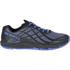 (取寄)メレル レディース ベア アクセス フレックス シールド シューズ Merrell Women Bare Access Flex Shield Shoe Black/White