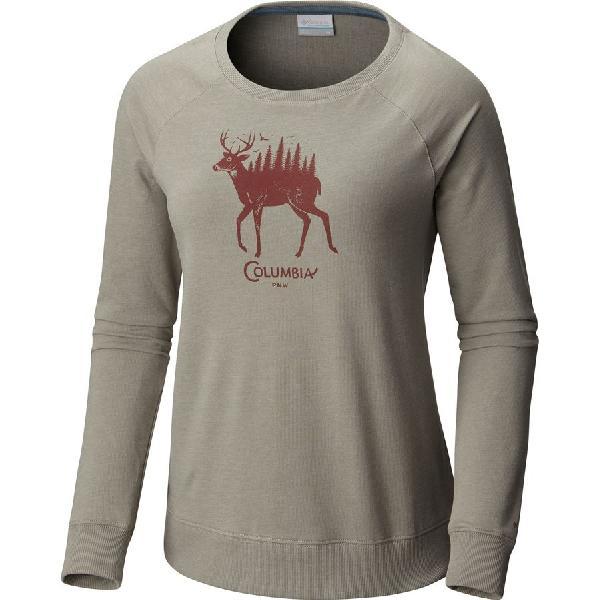 (取寄)コロンビア PNW デシューツ リバー トレーナー プルオーバー Columbia Men's PNW Deschutes River Sweatshirt Pullover Stratus