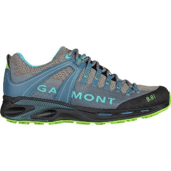 (取寄)ガルモント メンズ 9.81スピード 3 ハイキングシューズ Garmont Men's 9.81 Speed III Hiking Shoe Anthracite/Blue