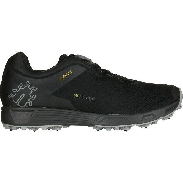 (取寄)アイスバグ メンズ DTS3 BUGrip GTX シューズ Icebug Men's DTS3 BUGrip GTX Shoe Carbon/Black