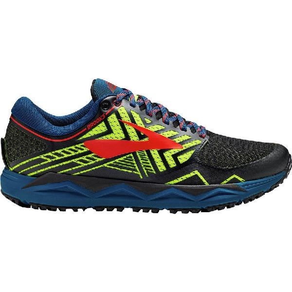 (取寄)ブルックス メンズ カルデラ 2 トレイル ランニングシューズ Brooks Men's Caldera 2 Trail Running Shoe Blue-Nightlife-Black