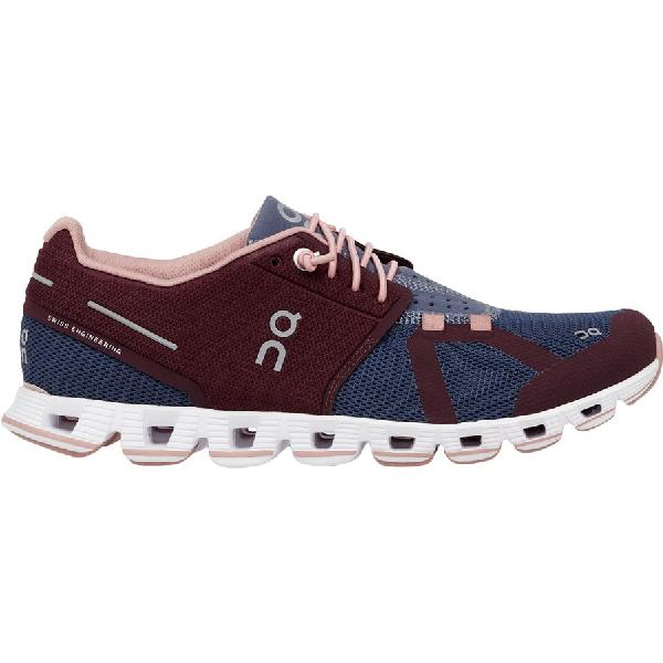 (取寄)オン フットウェアー レディース クラウド シューズ On Footwear Women Cloud Shoe Mulberry/Velvet