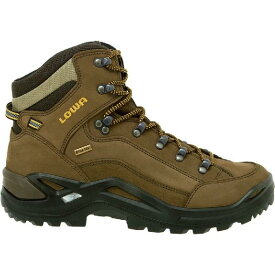 (取寄)ローバー メンズ レネゲード Gtx ミッド ハイキング ブーツ Lowa Men's Renegade GTX Mid Hiking Boot Sepia/Sepia