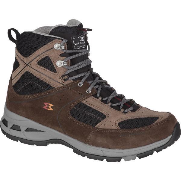(取寄)ガルモント メンズ トレイル ビースト ミッド ハイキング ブーツ Garmont Men's Trail Beast Mid Hiking Boot Ebony 【コンビニ受取対応商品】