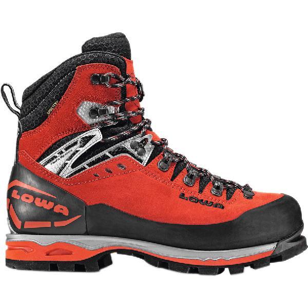 (取寄)ローバー メンズ マウンテン エキスパート GTX EVO ブーツ Lowa Men's Mountain Expert GTX EVO Boot Red/Black 【コンビニ受取対応商品】