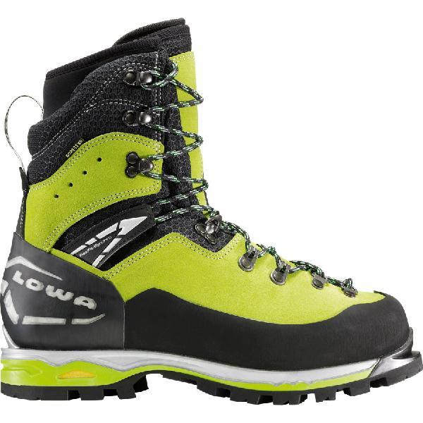 (取寄)ローバー メンズ ワイスホルン GTX マウンテニアリング Lowa Men's Weisshorn GTX Mountaineering Boot Lime/Black 【コンビニ受取対応商品】