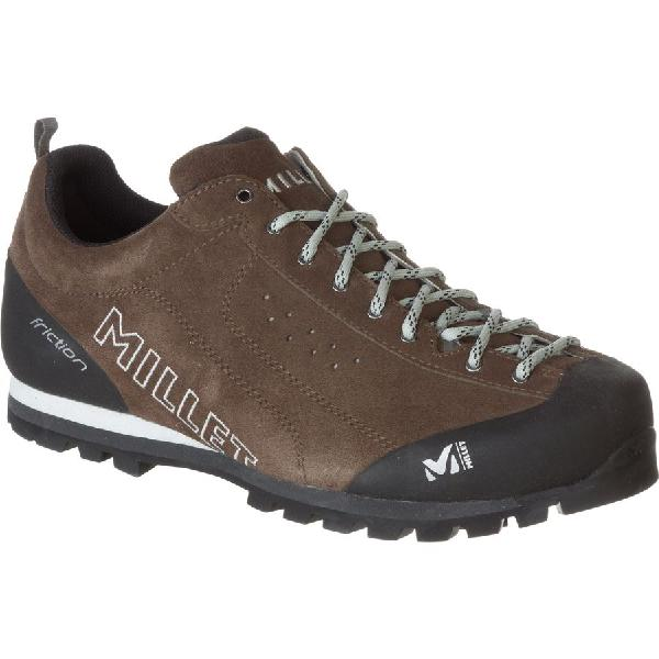 (取寄)ミレー メンズ フリクション アプローチ シューズ Millet Men's Friction Approach Shoe Brown 【コンビニ受取対応商品】