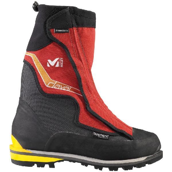 (取寄)ミレー メンズ Davai マウンテニアリング Millet Men's Davai Mountaineering Boot Red 【コンビニ受取対応商品】