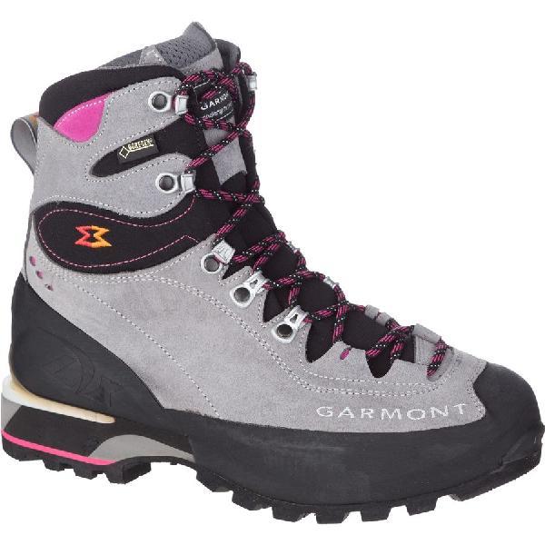 (取寄)ガルモント レディース タワー プラス LX GTX マウンテニアリング ブーツ Garmont Women Tower Plus LX GTX Mountaineering Boot Grey/Passion 【コンビニ受取対応商品】