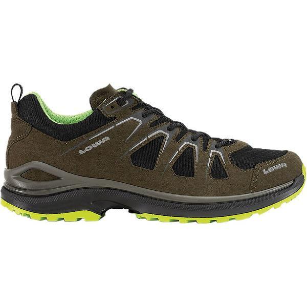 (取寄)ローバー メンズ イノックス エボ GTX ロー ハイキングシューズ Lowa Men's Innox Evo GTX Lo Hiking Shoe Olive/Lime 【コンビニ受取対応商品】