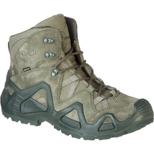 (取寄)ローバー メンズ ゼファー GTX ミッド TF ハイキング ブーツ Lowa Men's Zephyr GTX Mid TF Hiking Boot Sage